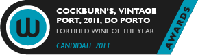 WAwards_Fortified Wine_Cockburns